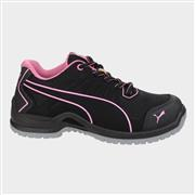 Puma Safety Womens Fuse Tech Black Trainer (Click For Details)