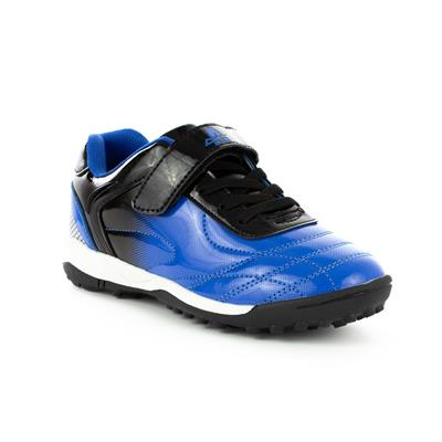 Kids Blue Patent Trainer