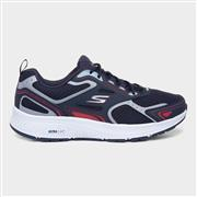 Skechers Go Run Consistent Mens Navy Trainer (Click For Details)
