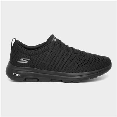 Go Walk 5 Mens Bungee Lace Trainer
