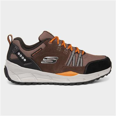 Equalizer Trail Mens Brown Lace Up Shoe