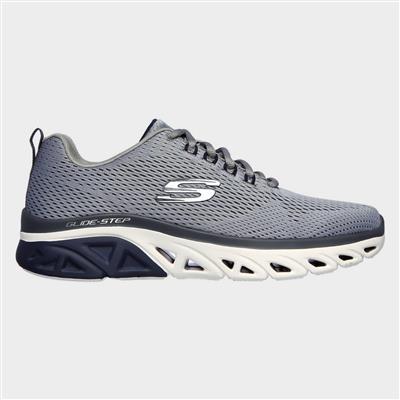 Mens Glide-Step Sport Wave Heat in Grey
