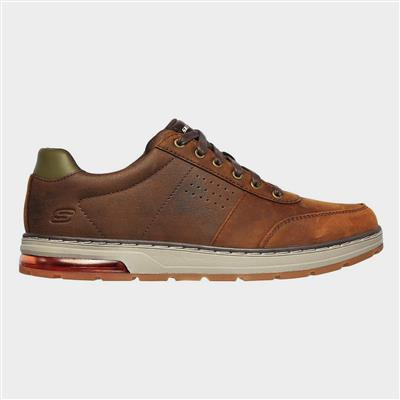 Mens Evenston Fanton Shoe in Brown