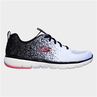 Womens Flex Appeal 3.0  White Trainer