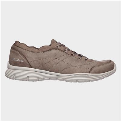 Womens Seager Scholarly in Brown