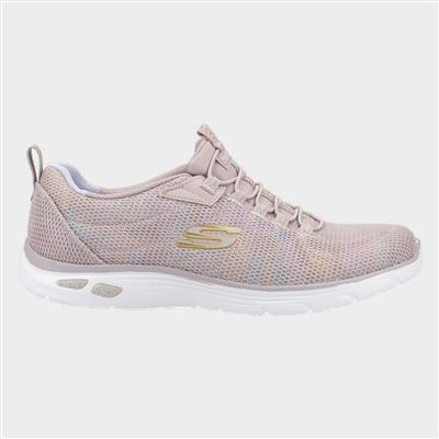 Womens Relaxed Fit Empire D'Lux in Taupe