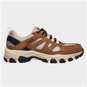 Skechers Womens Selmen West Highland in Brown (Click For Details)
