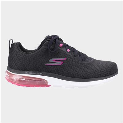 Go Walk Dynamic Womens Black Trainer