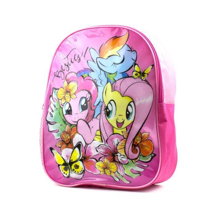 My Little Pony Girls Pink Backpack