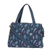 Blue Feather Pattern Handbag (Click For Details)
