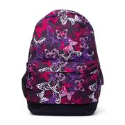 Purple & Pink Butterfly Backpack (Click For Details)