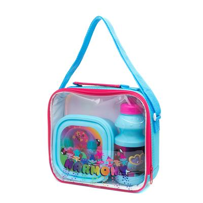 Kids Lunch Bag with Bottle & Box