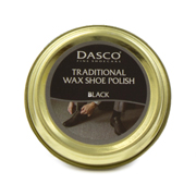 Dasco Traditional Black Wax Shoe Polish (Click For Details)