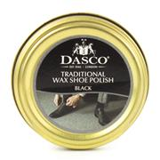 Dasco Traditional Black Wax Shoe Polish (Click For Details)