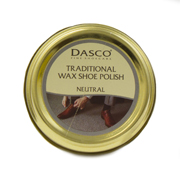 Dasco Traditional Neutral Wax Shoe Polish (Click For Details)