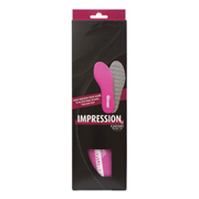 Cherry Blossom Memory Foam Insole Womens Size 3 (Click For Details)