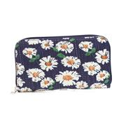 Navy Daisy Print Purse (Click For Details)