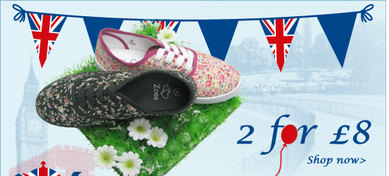 Free Prize Draw - Win £100 of Free Shoes