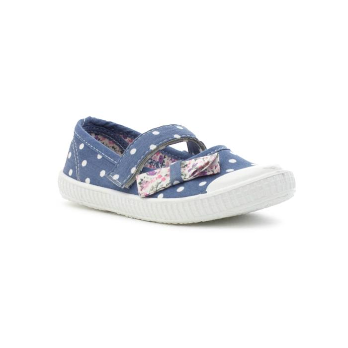 Girl's Canvas Shoes