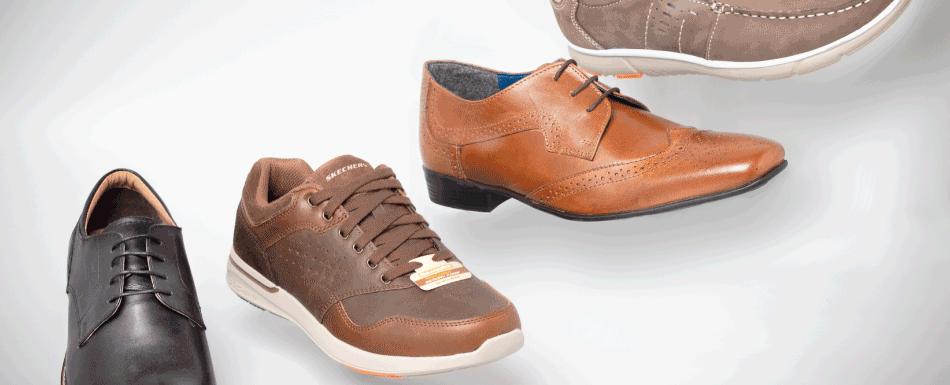 Anatomy Of Men's Shoe