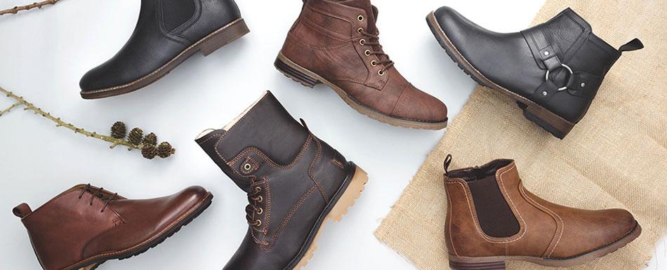 Black vs Brown Boots