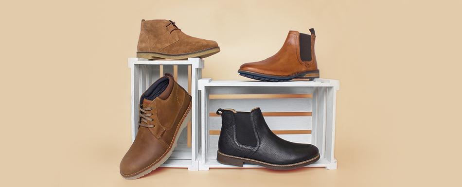 Men's Boots Styles