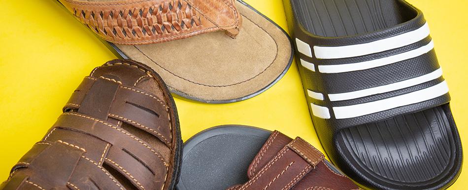 Men's Sandal Styles