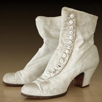 Edwardian Era Shoes