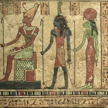 Egypt High Heeled Shoes