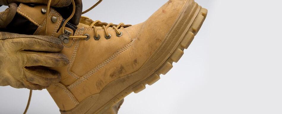 Safety Shoe Sizing & Fitting