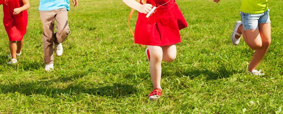 Choosing Shoes For Little Girls