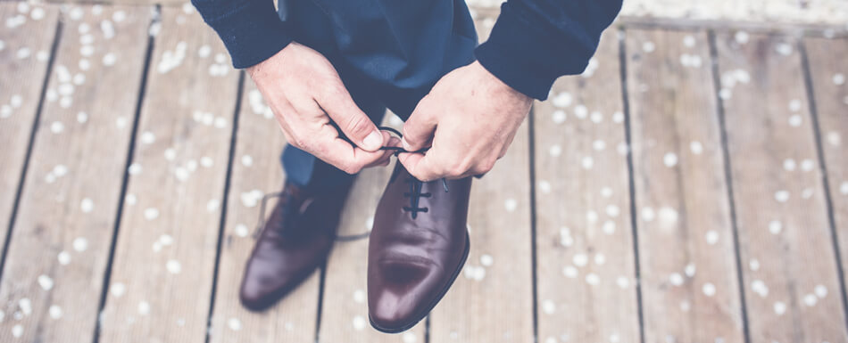 Men's Footwear Size Guide