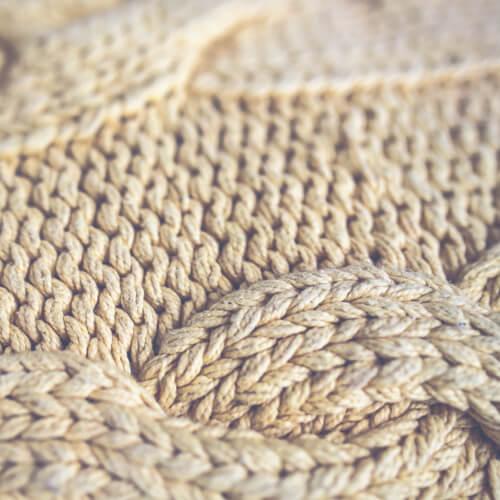 Natural Materials: wool