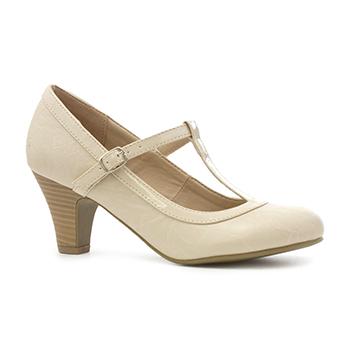 Cuban Heel Shoe