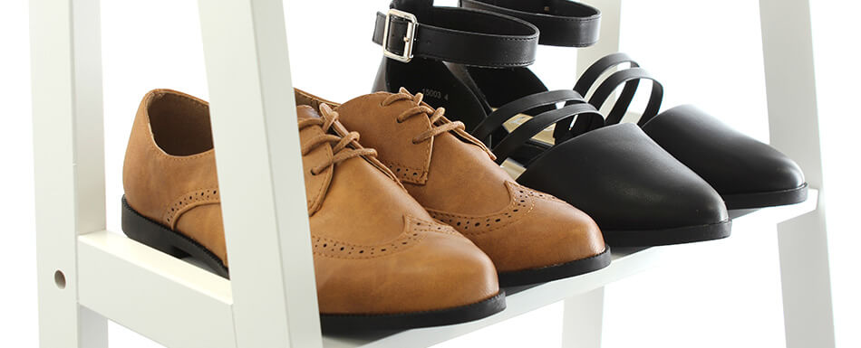 >How and Where to Store Women's Shoes