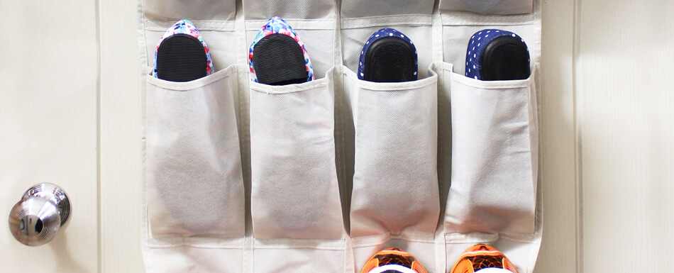 How to Store Ladies' Sandals