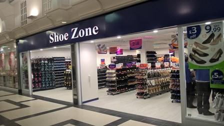 Shoe Stores Uxbridge
