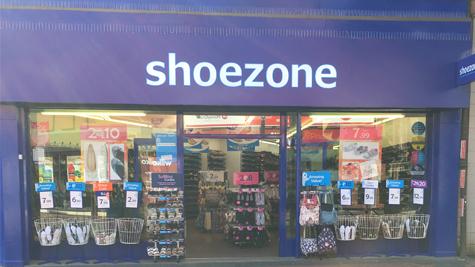 Shoe Shops Bulwell