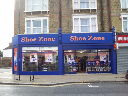 Shoe Shops Croydon High Street