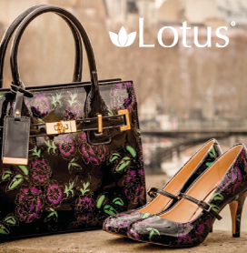Lotus Ladies Shoes