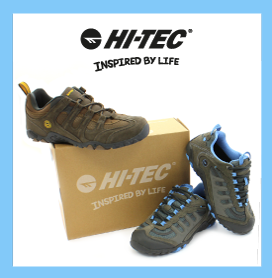 Hi-Tec Trainers, Shoes & Walking Boots