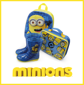 Kids Minions Shoes
