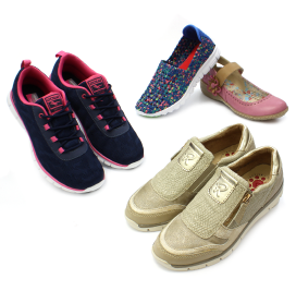 Memory Foam Shoes & Trainers