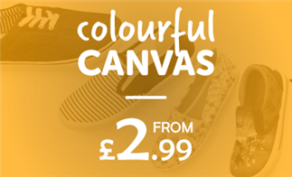 Colourful Canvas from £2.99