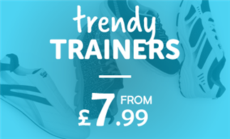 Trendy Trainers from £7.99