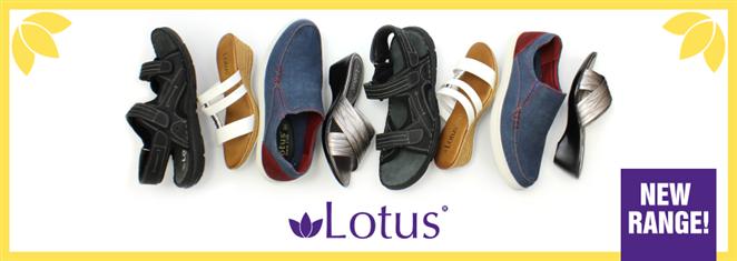 Lotus Branded Footwear