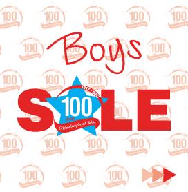 Boy's Sale