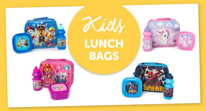 School Lunch Bags