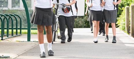 School Shoe Trends & Fashions