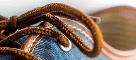 How To Tie School Shoes
